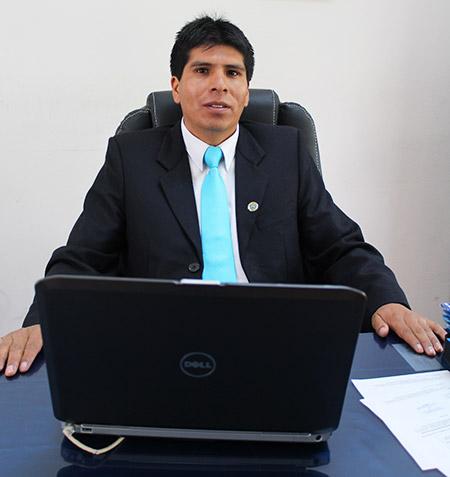 Mg. Blas Oscar Sanchez Ramos