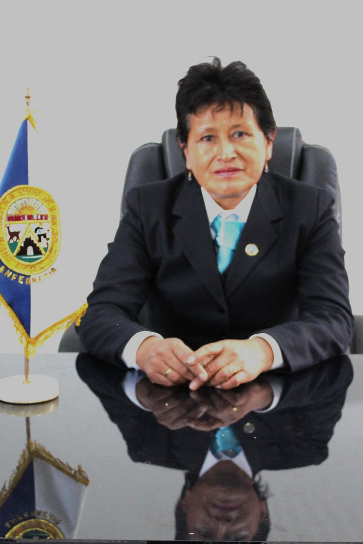 Dra. Elsi Sara Carhuachuco Rojas