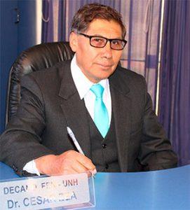 DR. Cesar C Zea Montesinos