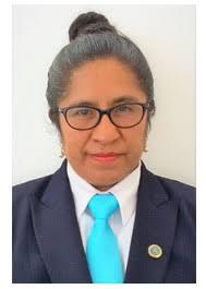 Dra. Olga Vicentina Pacovilca Alejo